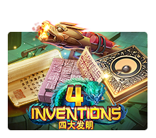 The Four Inventions- joker slot